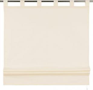 Занавеска Ecorepublic home; модель Salou (1 шт. в упаковке) HOME. Цвет: кремовый