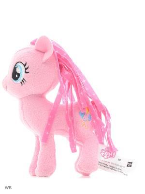 Маленькие плюшевые пони My Little Pony. Цвет: розовый