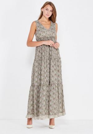 Платье Clabin. Цвет: хаки