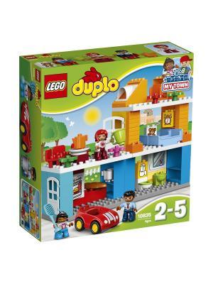 Конструктор Семейный дом LEGO. Цвет: зеленый