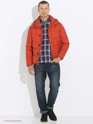 Куртка Forecast. Цвет: оранжевый