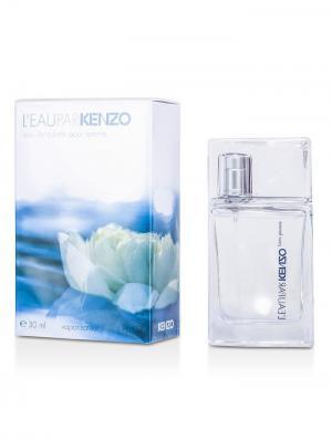 Leau Par lady, Туалетная вода, 30 мл KENZO. Цвет: белый, голубой