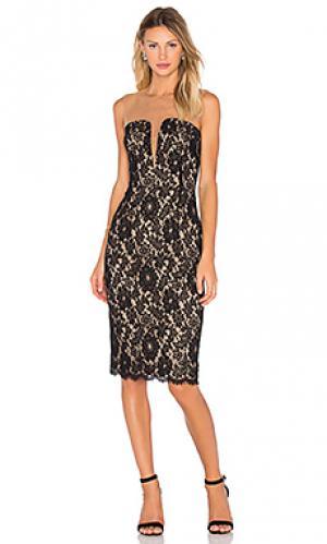 Мини платье vivian Bailey 44. Цвет: черный