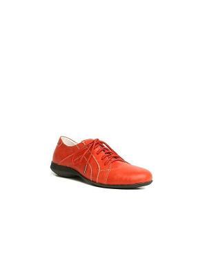 Ботинки MILANA. Цвет: оранжевый