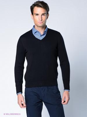 Пуловер HAMAKI-HO. Цвет: черный
