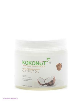 Косметическое Экстра Премиум кокосовое масло Коконат 200 мл Twin Lotus. Цвет: зеленый
