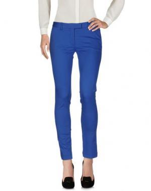 Повседневные брюки MANUEL RITZ. Цвет: лазурный