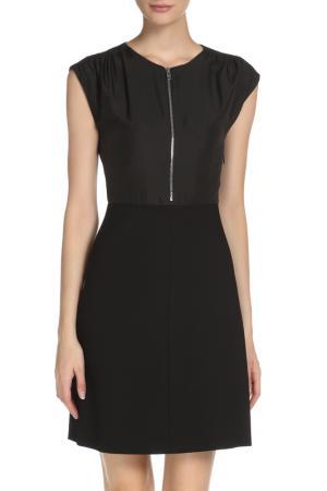 Платье Prada. Цвет: черный