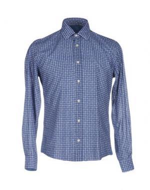 Pубашка ALTEA dal 1973. Цвет: синий