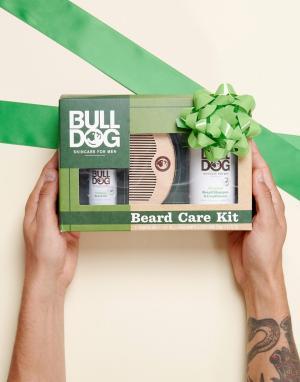 Bulldog Набор средств по уходу за бородой. Цвет: бесцветный