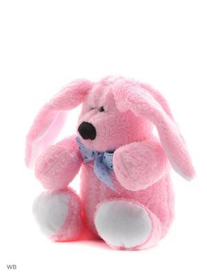 Заяц Ассорти. Цвет: розовый
