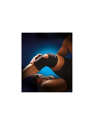 Неопреновый коленный ортез Thuasne. Цвет: черный