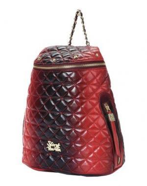 Рюкзаки и сумки на пояс SECRET PON-PON. Цвет: пурпурный