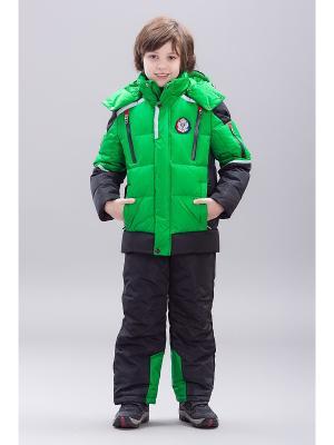 Комплект RadRada. Цвет: зеленый, черный