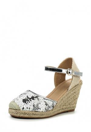 Босоножки Sweet Shoes. Цвет: разноцветный