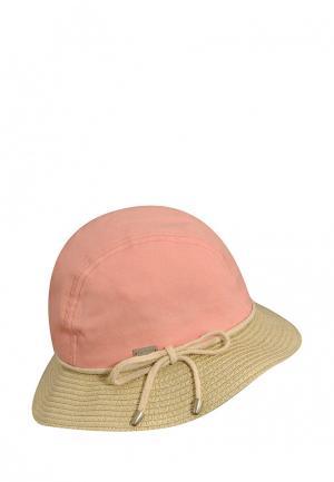 Шляпа Betmar. Цвет: розовый