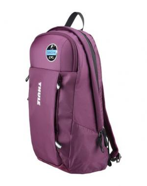 Рюкзаки и сумки на пояс THULE®. Цвет: баклажанный