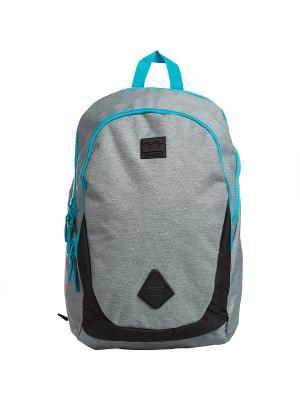 Рюкзак TRACE PACK (FW17) BILLABONG. Цвет: черный, синий, серый