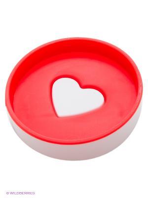 Мыльница Big heart red Kawaii Factory. Цвет: красный
