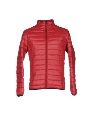 Куртка X-CAPE. Цвет: кирпично-красный