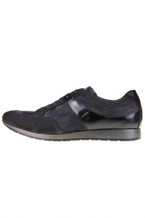 Sneakers Sergio Serrano. Цвет: black
