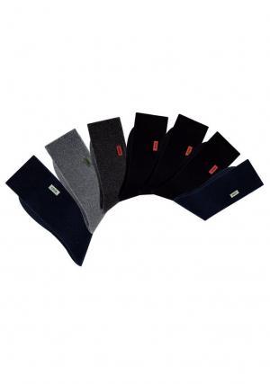 Носки, H.I.S. (7 пар) Otto. Цвет: черный