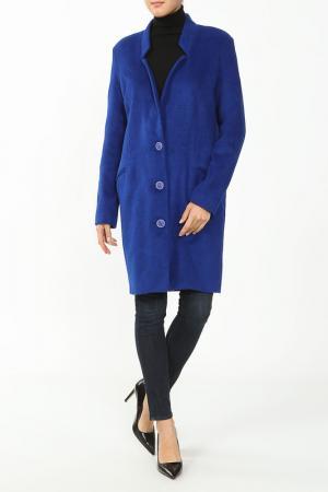 Пальто French Fries. Цвет: синий