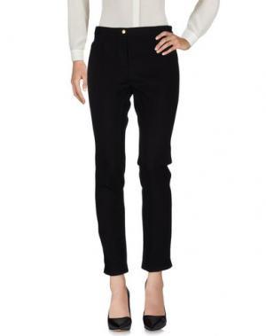 Повседневные брюки PAMELA HENSON. Цвет: черный