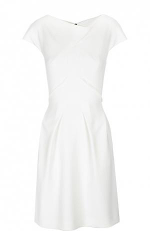 Платье Roland Mouret. Цвет: белый