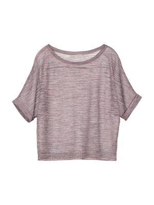 Блузка DS. Цвет: розовый