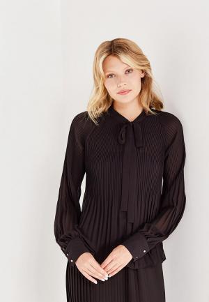Блуза United Colors of Benetton. Цвет: черный