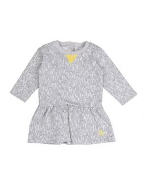 Платье BONNIE BABY. Цвет: серый