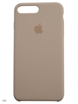 Чехол дл iPhone 7 plus Apple. Цвет: бежевый