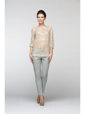 Блуза Maria Velada. Цвет: персиковый