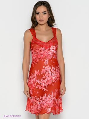 Сорочка Mia-Mia. Цвет: красный