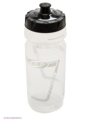 Бутылка для воды BBB. Цвет: прозрачный, черный
