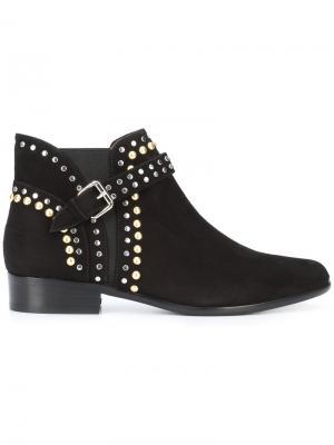 Ботинки Gigi с заклепками Tabitha Simmons. Цвет: чёрный