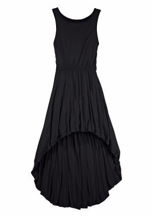 Платье Colors for Life. Цвет: черный