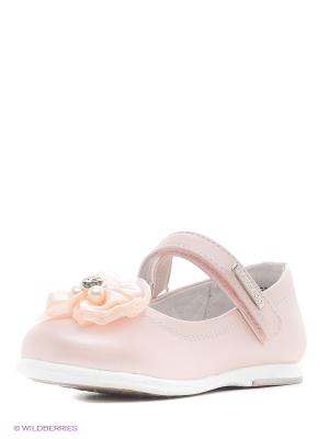Балетки Flamingo. Цвет: розовый