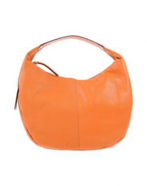 Сумка на руку INNUE'. Цвет: оранжевый