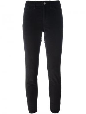 Узкие джинсы Bodycon Mih Jeans. Цвет: чёрный
