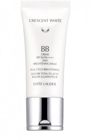 BB-крем c SPF 50 и осветляющий бальзам Estée Lauder. Цвет: бесцветный