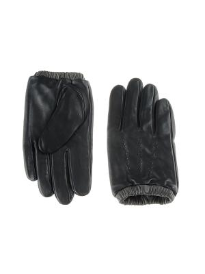 Перчатки мужские Piero. Цвет: темно-синий
