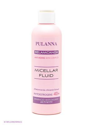 Мицеллярная вода -Micellar Fluid,200мл PULANNA. Цвет: фиолетовый