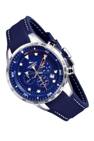 Часы Strumento Marino. Цвет: серебряный