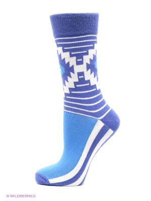 Носки Sammy Icon. Цвет: синий, белый