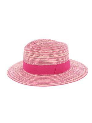 Шляпа R.Mountain. Цвет: розовый
