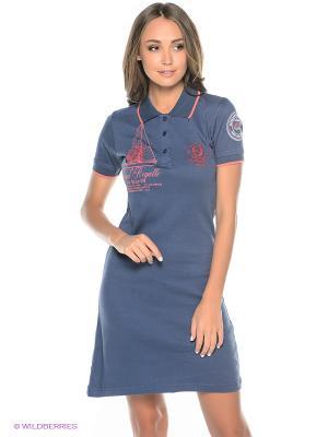 Платье Ocean66. Цвет: темно-синий