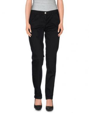 Повседневные брюки L'AIR DE RIEN. Цвет: черный