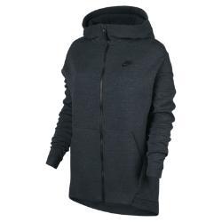 Женский кейп  Sportswear Tech Fleece Nike. Цвет: зеленый